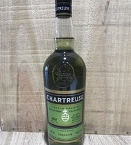 CHARTREUSE VERTE 70 CL - 55% CHARTREUSE DIFFUSION