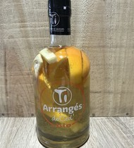 TI' ARRANGE BIO ORANGE-CITRON    70 CL- 21 %    LES RHUMS DE CED