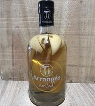 TI' ARRANGE MANGUE PASSION    70 CL- 32 %    LES RHUMS DE CED