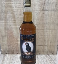 ECOSSE - BLENDED SCOTCH WHISKY    70CL - 40%    HIGHLAND PUFFIN