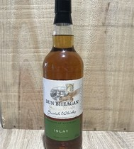 ECOSSE - SINGLE MALT WHISKY - ISLAY    8 ANS - 70CL - 43%    DUN BEAGHAN