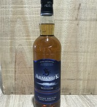 FRANCE- WHISKY DOUBLE MATURATION    70CL- 46%    ARMORIK