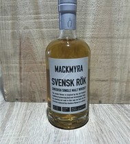 SUEDE - SINGLE MALT WHISKY    SVENSK ROK    MACKMYRA