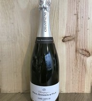 CHAMPAGNE    BRUT- CARTE OR    PAUL DANGIN