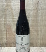 GEVREY-CHAMBERTIN    CLOS PRIEUR    DOMAINE MARC ROY    2016
