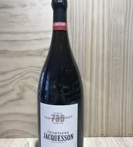 CHAMPAGNE    N° 735 RD    JACQUESSON - MAGNUM
