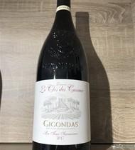 RHONE - GIGONDAS    LA TOUR SARAZINE    LE CLOS DES CAZAUX    2018 - MAGNUM