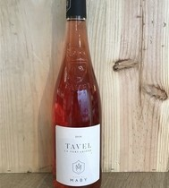 TAVEL    LA FORCADIERE    DOMAINE MABY    2018