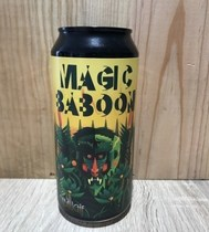MAGIC BABOON    GOSE - CITRON CONCOMBRE    LA DEBAUCHE