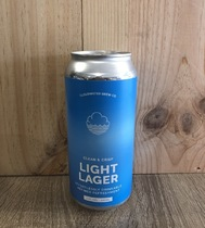 CLOUDWATER - LIGHT LAGER nc CLOUDWATER LAGER