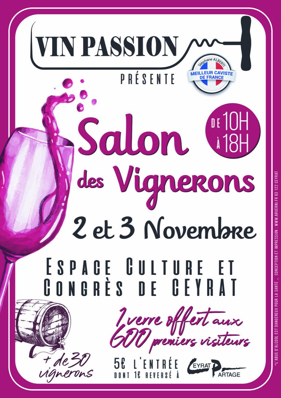Salon des vignerons - Anniversaire